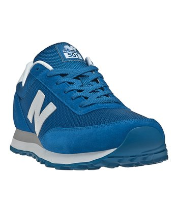Blue Ballistic 501 Sneaker - Men