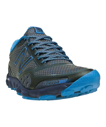 Gray & Blue Minimus 1010 All-Terrain Running Shoe - Men