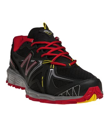 Black & Red MT610v2 Trail Running Shoe - Men