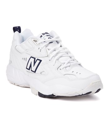 White 608 Cross-Training Shoe - Men