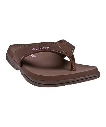 Brown Jojo Flip-Flop - Women