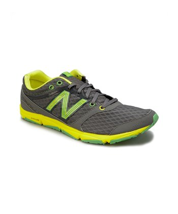 Gray & Green W730 Running Shoe