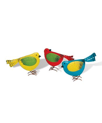 Bright Bird Large Figurine Set