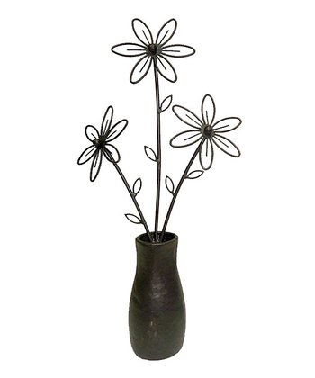 Wire Daisy Accent