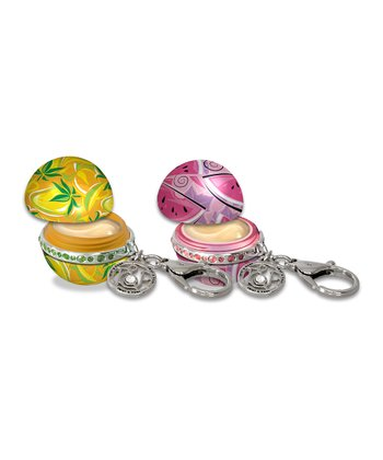 Mango Fandango & What-A-Melon Blast Lip Balm Set