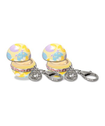 Marshmallow Chicks Lip Balm - Set of Two