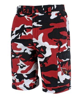 Arizona Cardinals Camo Shorts - Men