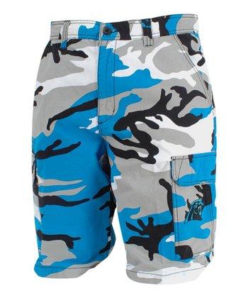 Carolina Panthers Camo Shorts - Men