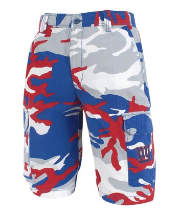 New York Giants Camo Shorts - Men