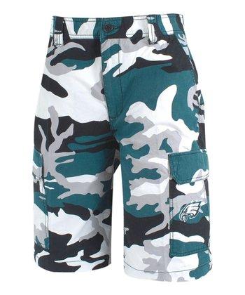 Philadelphia Eagles Camo Shorts - Men