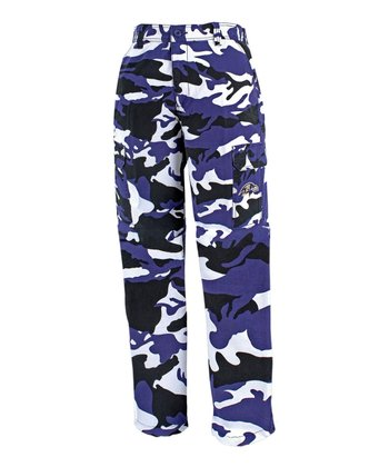 Baltimore Ravens Camo Pants - Men