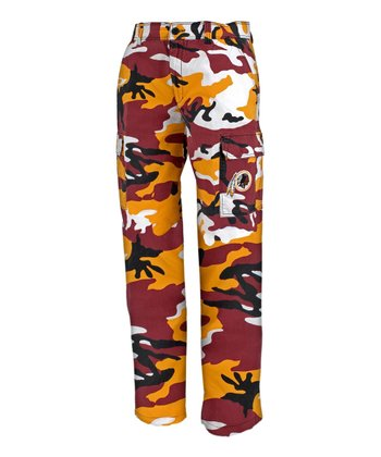 Washington Redskins Camo Pants - Men