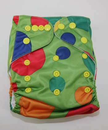 Circus Pocket Diaper