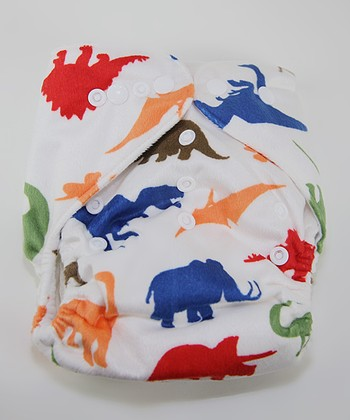 Dino Baby Pocket Diaper
