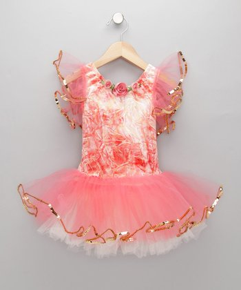 A Wish Come True - Costumes - Peachy Keen Ballet Tutu Dress