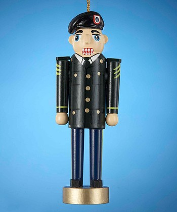 Army Class A Nutcracker Ornament