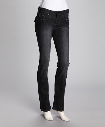 Gunmetal May Bootcut Jeans