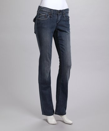 Breeze Maya Straight-Leg Jeans