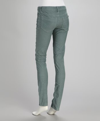 Blue Steel Skinny Pants