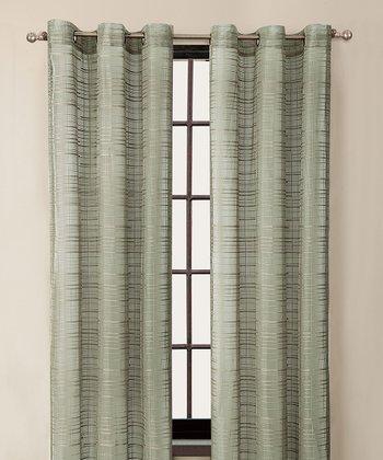 Sage Clinton Curtain Panel