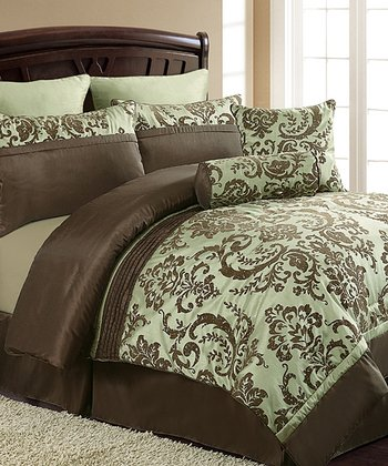 Sage & Brown Danielle Comforter Set