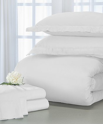 White Dynasty Sheet Set