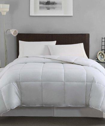 White Down Alternative Queen Comforter