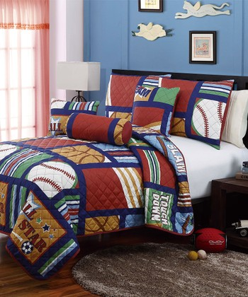 All-Star Quilt Set