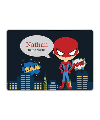 Super Spidey Double-Sided Personalized Placement