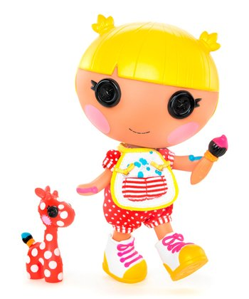 Littles Scribbles Splash Doll & Pet