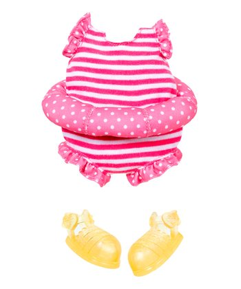 Swimsuit Lalaloopsy Doll Outfit