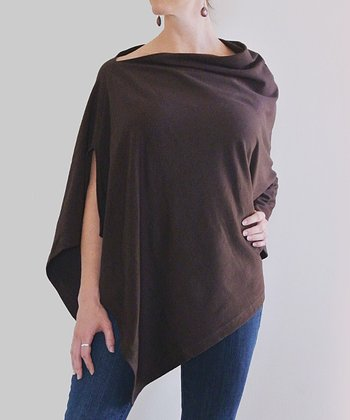 Chocolate Nursing Cover - Women