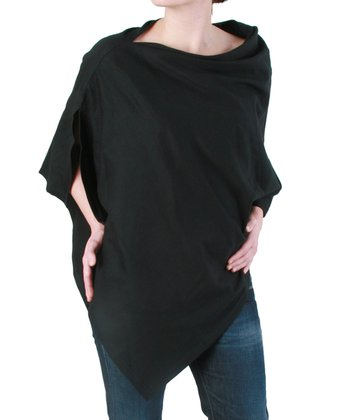 Black Nursing Cover - Women