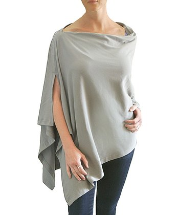 Gray Nursing Cover - Women