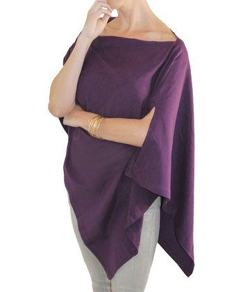 Plum Nursing Cover - Women