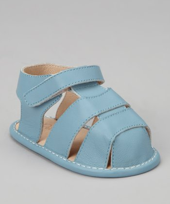 Sky Blue Fisherman Sandal