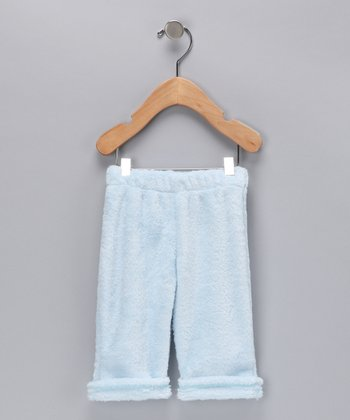 Baby Blue Softie Pants - Infant