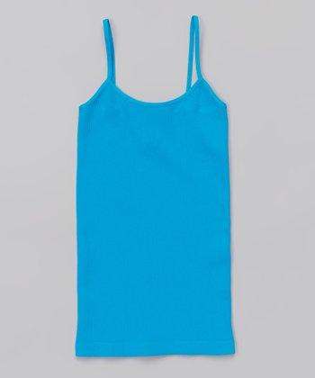 Cobalt Ribbed Camisole