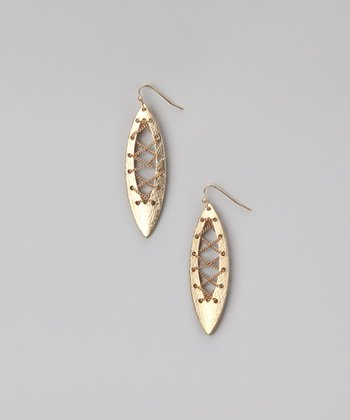 Gold Anaya Earrings