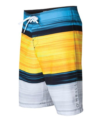 Orange Hyperfreak Bonus Boardshorts