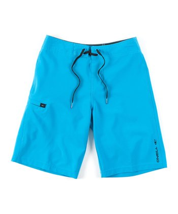 Blue Santa Cruz Stretch Boardshorts