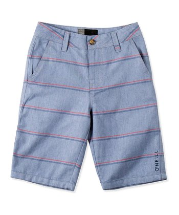 Blue Redwood Walkshorts