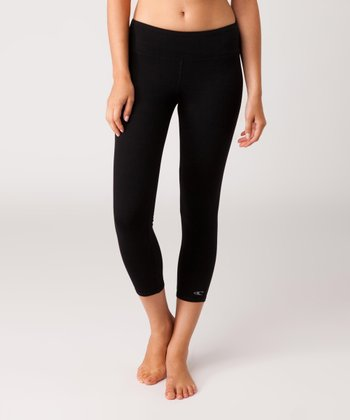 Black Soar Leggings