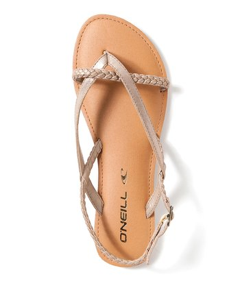 Tan Pipeline Sandal - Women