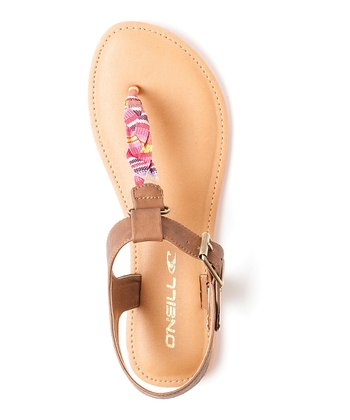 Brown Tavarua Thong Sandal