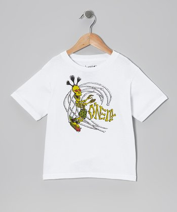 White Boneyards Tee