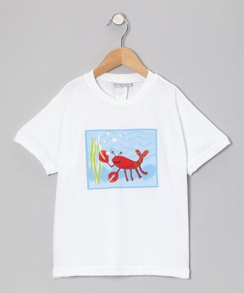 White Rock Lobster Tee - Infant, Toddler & Boys
