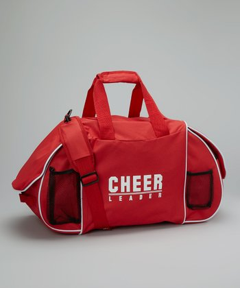 Red 'Cheerleader' Ultimate Duffel Bag