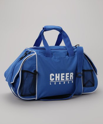 Royal & White 'Cheerleader' Ultimate Duffel Bag