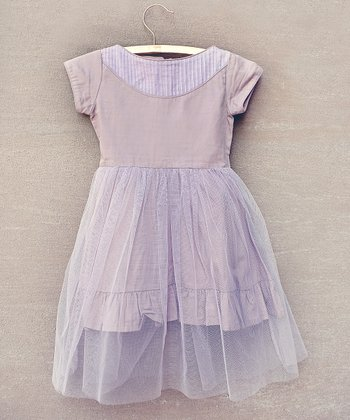 Orchid Nellie Dress - Toddler